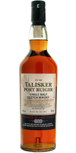 Whisky na 1.  Talisker Port Ruighe