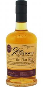 3 Glen Garioch 1994