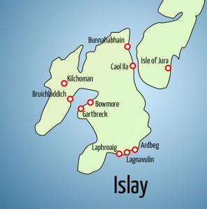 Islay i Isle of Jura