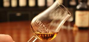 degustacje whisky - kieliszek