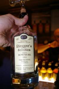 Bowmore z Riegger's Selections