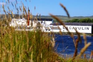 Jedna z najlepszych destylarni whisky torfowej - Lagavulin