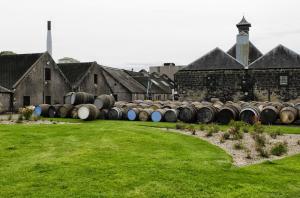 WhiskyTour 2015 - destylarnia Benriach