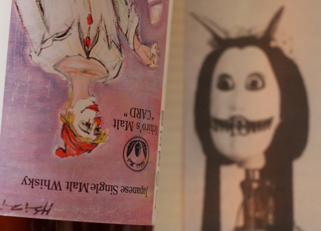 Lalki i maski. Joker.
