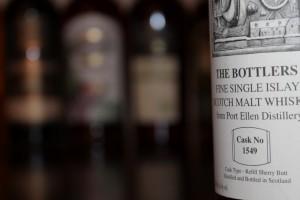 Port Ellen od The Bottlers. Beczka nr 1549