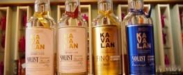 Przegląd whisky z destylarni Kavalan – Masterclass w trakcie WWF