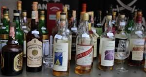 Wybór dobrej whisky na stosiku Whisky Finest ;)