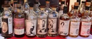Whisky Japońska do przeglądu. Karuizawa Noh, Migayoko, Karuizawa ersia koktailowa (komplet!) i Chichibu.