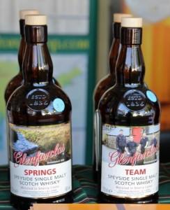 Glenfarclas ... team and springs. Jedyna zaleta to niska cena ... niestety.