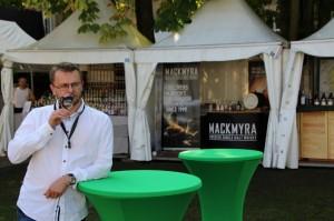 Grzegorz whiskymywife i przedpołudnie na Whisky Kopenicker Festival