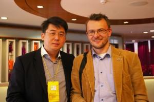 Ian Chang - Grzegorz Nowicki