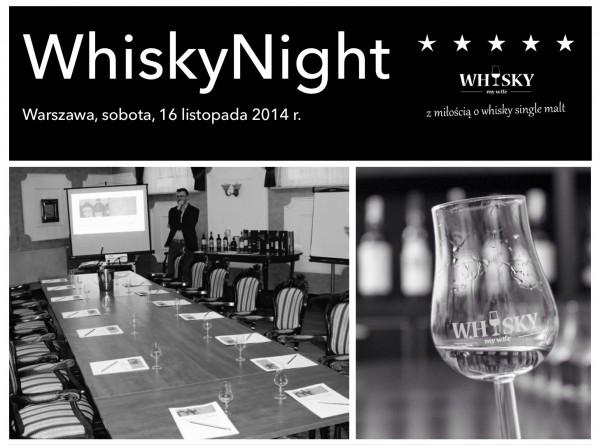 Zapraszamy na degustację whisky w Warszawie.