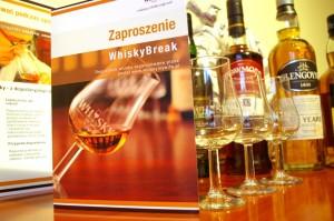 Zaproszenie na WhiskyBreak - do wykorzystania do połowy 2015 roku