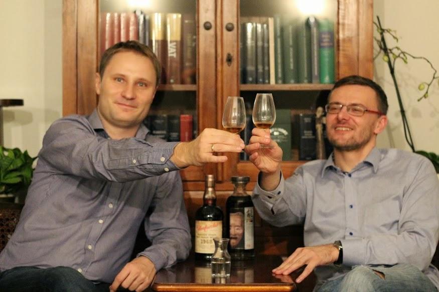 Daniel Lichota - Grzegorz Nowicki czyli whiskymywife w komplecie. ZAPRASZAMY!