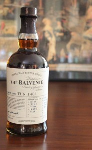 Balvenie Tun 1401 batch.5 - degustacja  WhiskyLegend