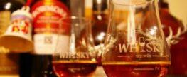 Kieliszki degustacyjne whiskymywife / świąteczna promocja