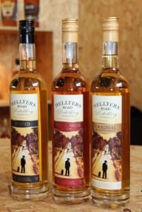Whisky z ... Tasmanii.