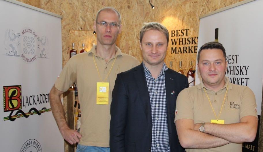 Pełen skład bestwhiskymarket i Danielem Lichota