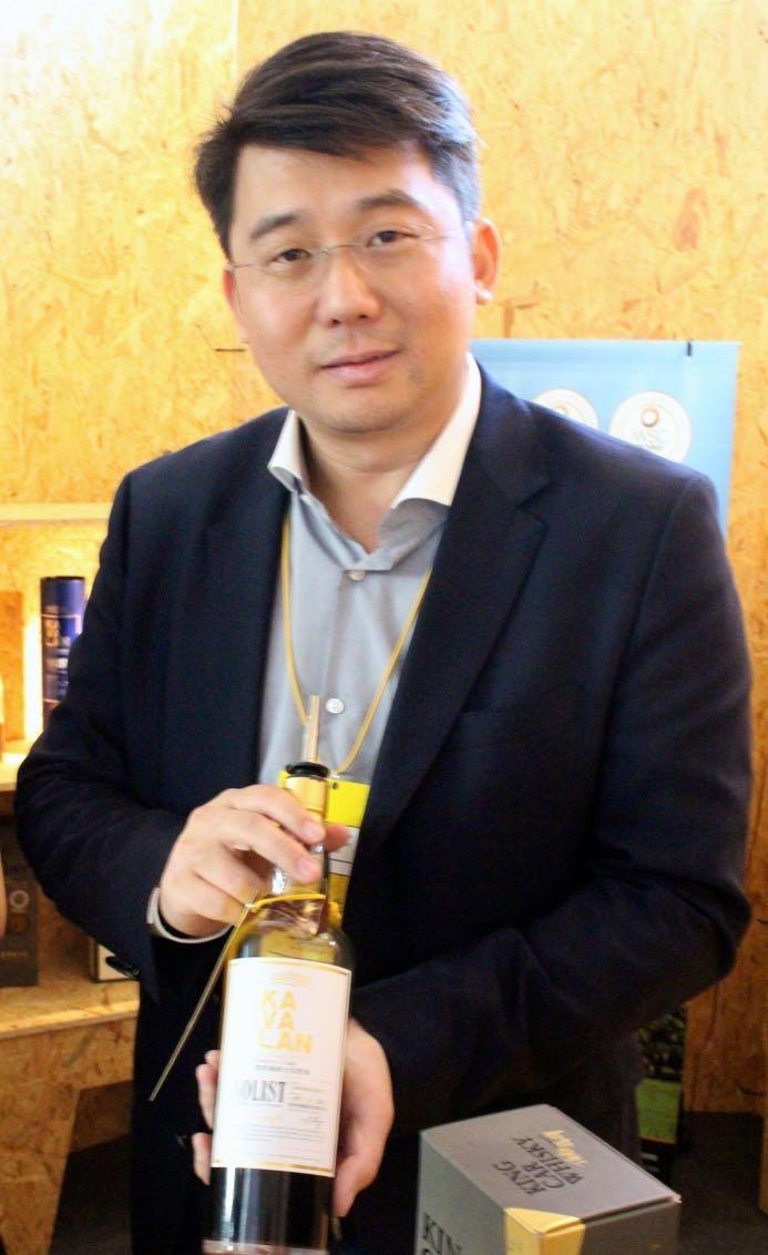 Ian Chang i Kavalan Solist