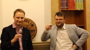 Daniel Lichota i Grzegorz Nowicki / WhiskyLegend 2015