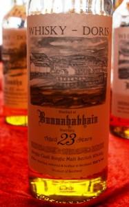 Bunnahabhain  23 yo  53,6% Whisky Doris