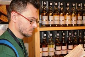 Limburg 2015 - wybór whisky łatwy nie był :)