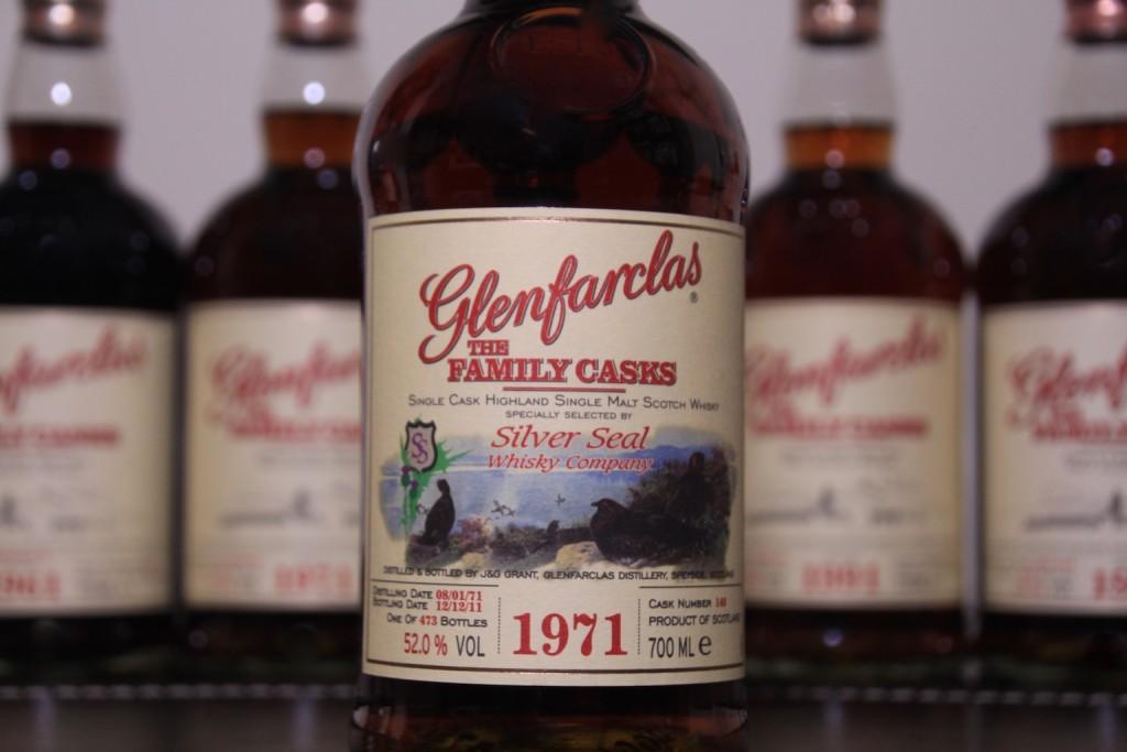 Glenfarclas Sampling 2