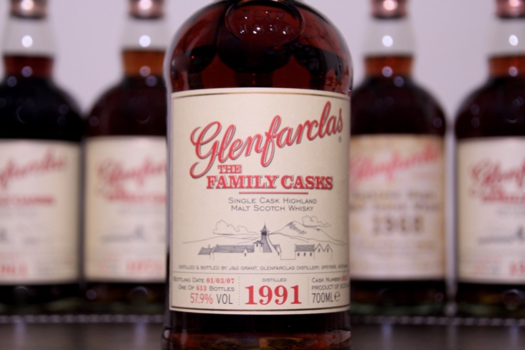 Glenfarclas Sampling 3