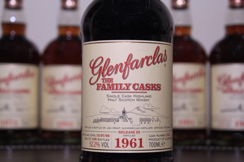Glenfarclas Sampling 5