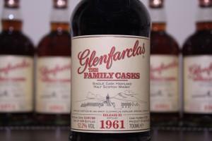 Glenfarclas - seria Family Cask