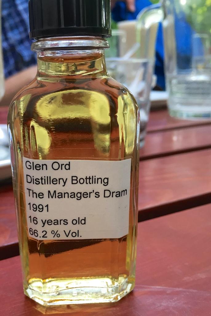 Glen Ord o mocy 66.2% Moc zaklęta w buteleczce.