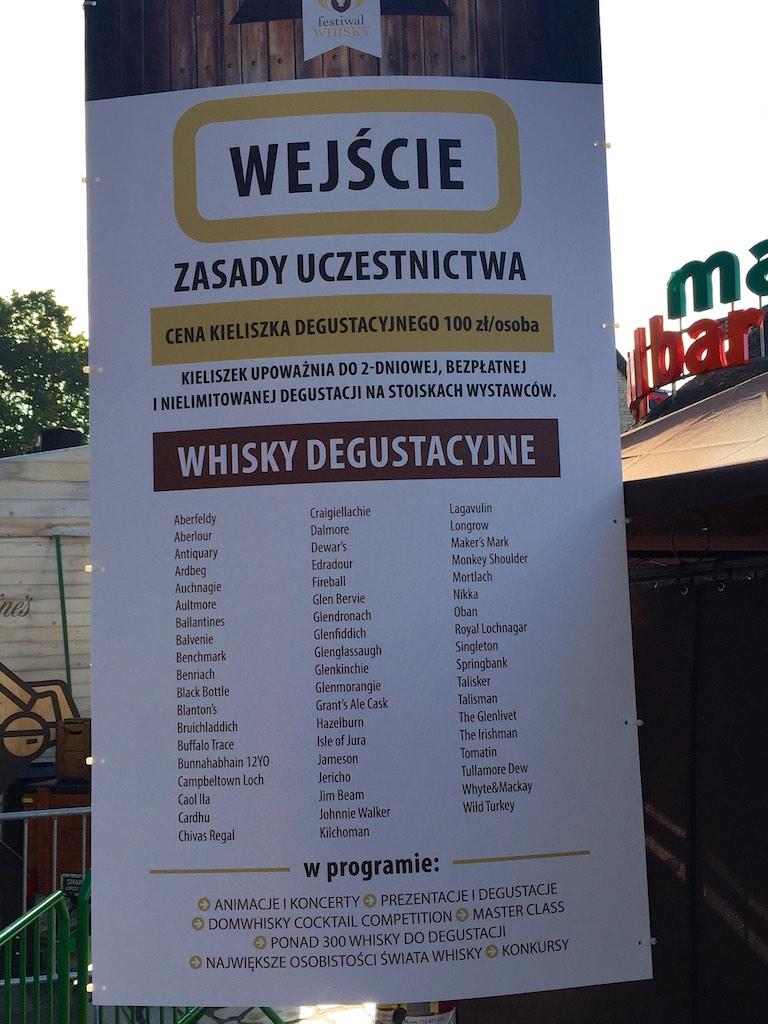 Festiwal Whisky Jastrzębia Góra 47