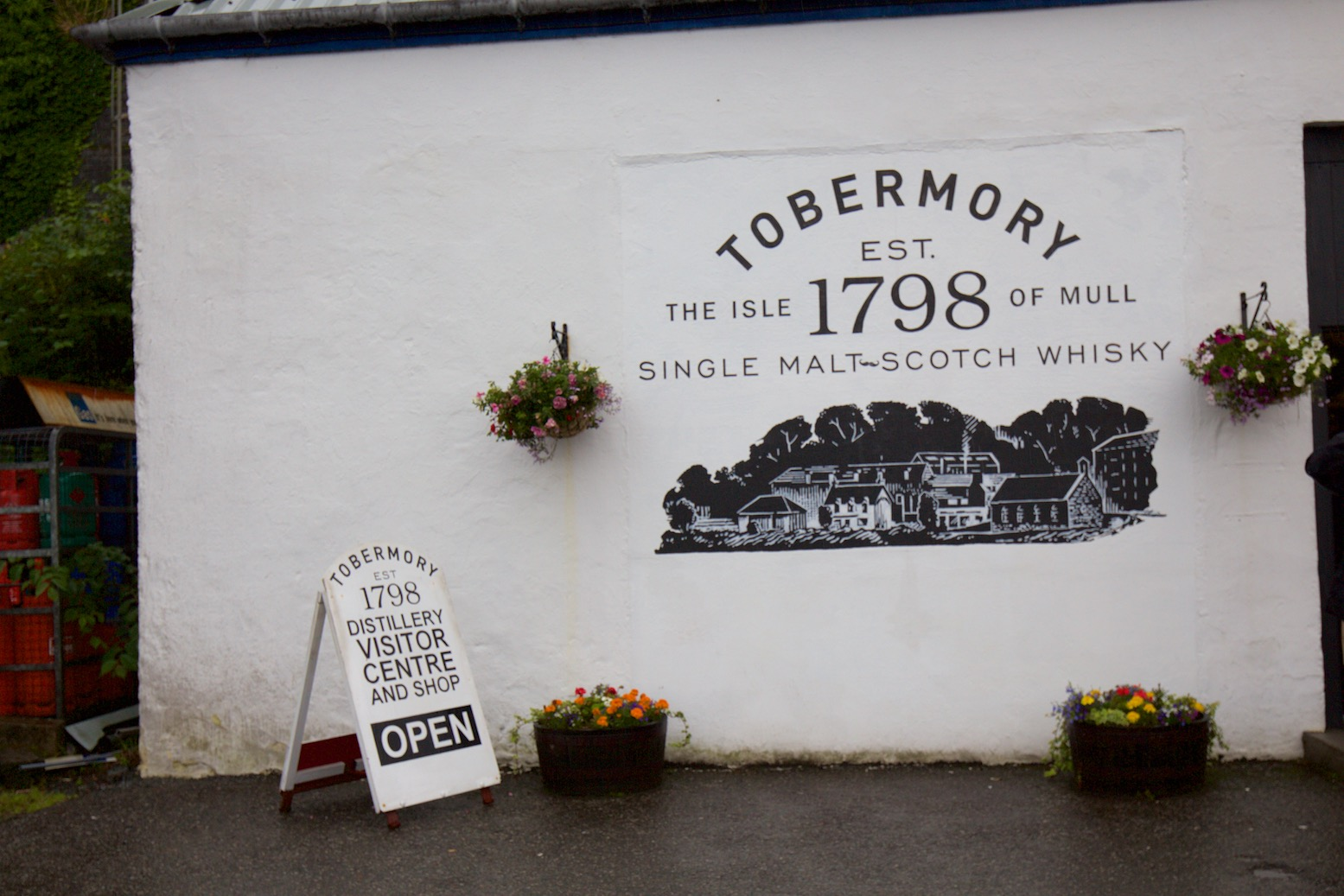 Tobermory Whisky Tour