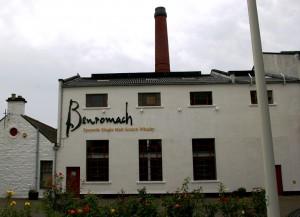Destylarnia Benromach