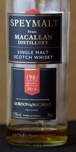Macallan G&M 1981-2013