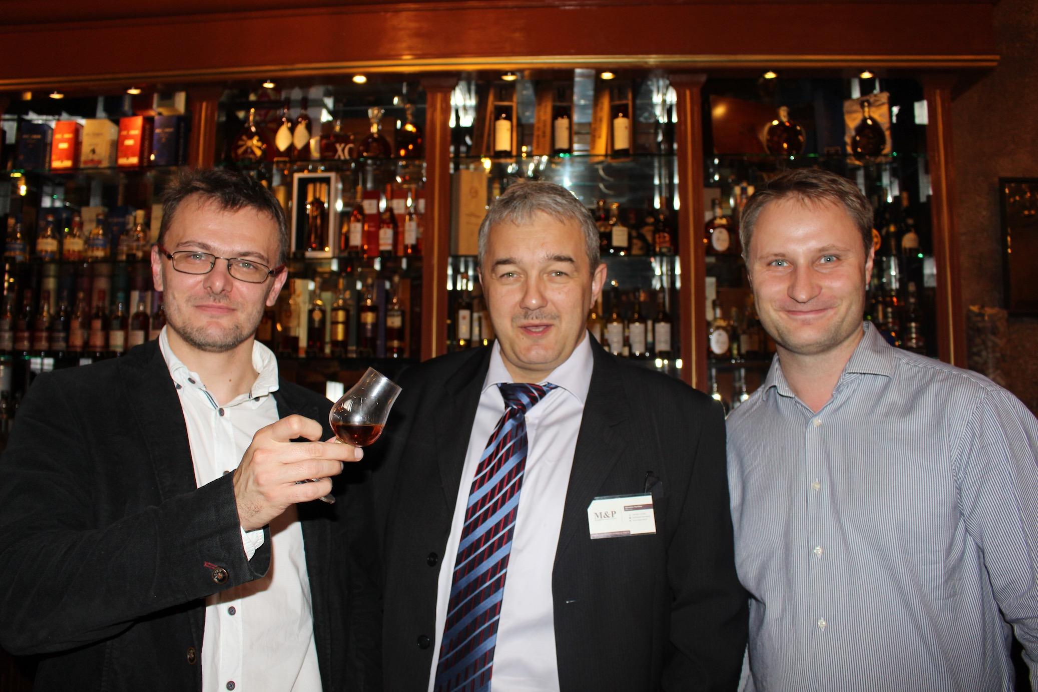 Mirosław Pawlina, szef firmy Alkohole i Wina Świata M&P