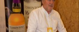 Wywiad z Jimmy Robertsonem z Angus Dundee podczas Whisky Live Warsaw 2015