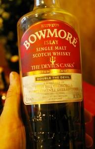 Bowmore Devils Cask