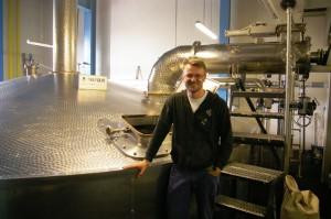 Będzie też o...produkcji whisky :)