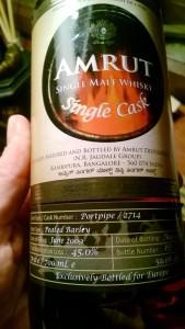 Amrut Single Cask 59%