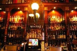 Bar Whiski w Edynburgu