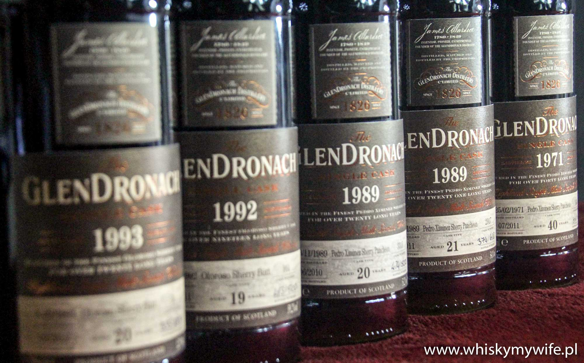 WhiskyandFriends Glendronach