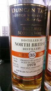 North British 35yo 1978 53,7%