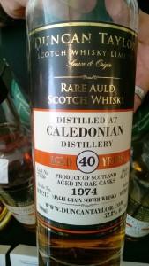Caledonian 40yo 1974 51,8%