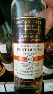 Port Dundas 40yo 1974 51,8%