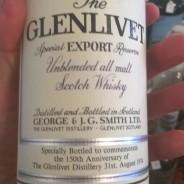 Glenlivet odkryty na nowo