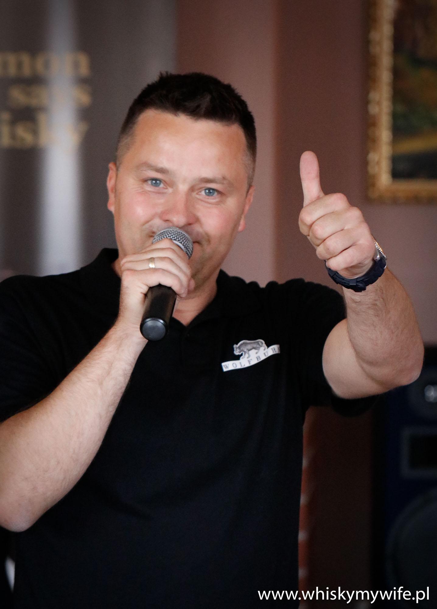 Daniel Orłowski z bestwhiskymarket.com