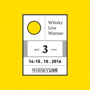 Whisky Live Warsaw - aged 3 years