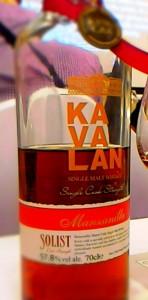 Kavalan Solist Manzanilla 57.8%/Zdj .R.Janowski