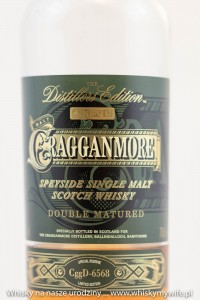Cragganmore Distilery Edition
